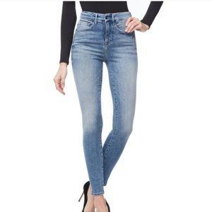 Good American Good Waist Skinny Jeans